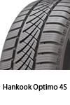 anvelope all seasons hankook optimo 4S