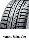 ANVELOPE ALL SEASONS KUMHO SOLUS VIER