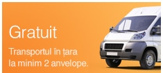 Transport gratuit in tara