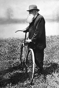 inventator anvelope John B. Dunlop