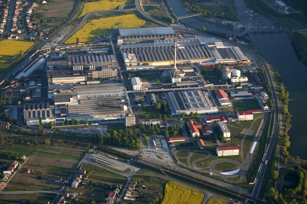 Fabrica Continental Puchov, Slovacia