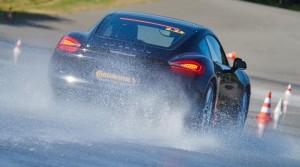 CONTINENTAL SportContact 6 testate Porsche Cayman GTS