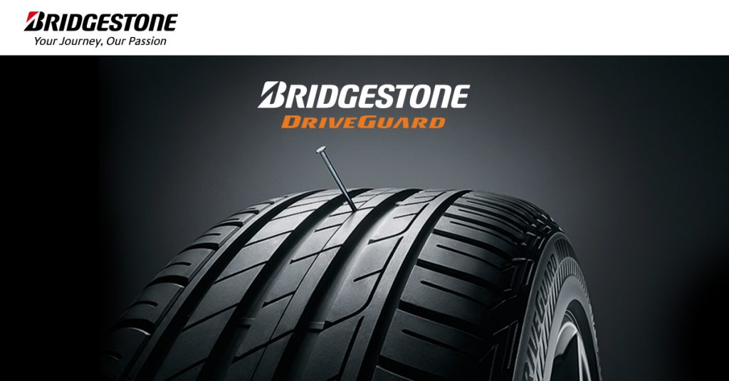 Anvelopa Bridgestone DriveGuard