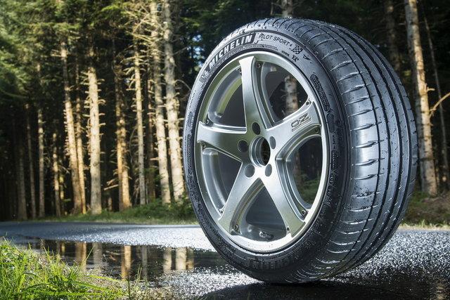 Gama Michelin Pilot Sport 4