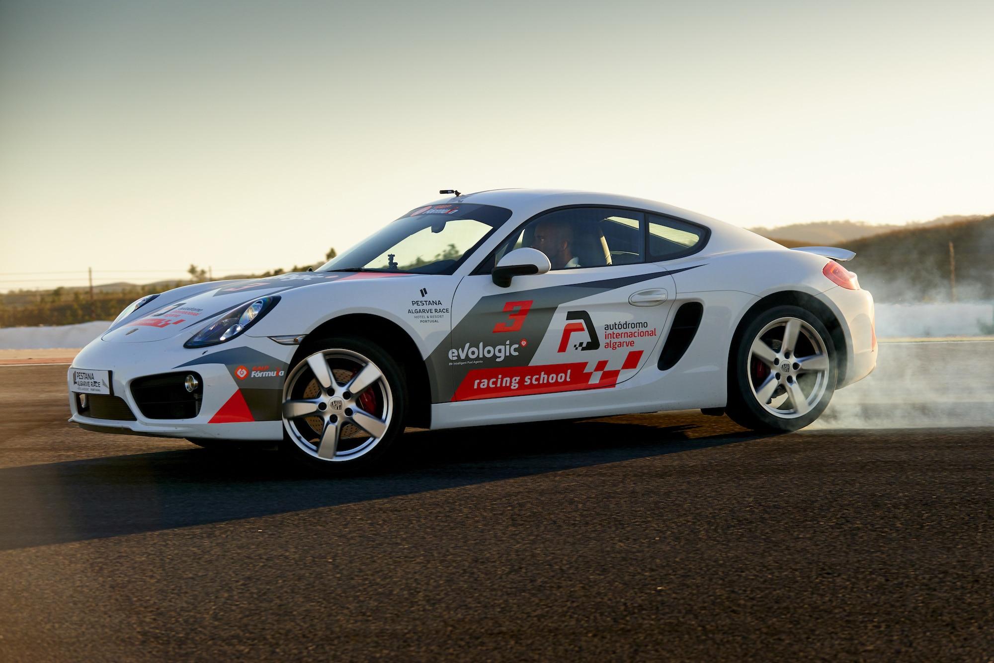 Davanti DX640 AIA Porsche