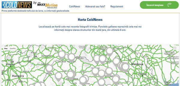 OMV lanseaza Coldnews.info