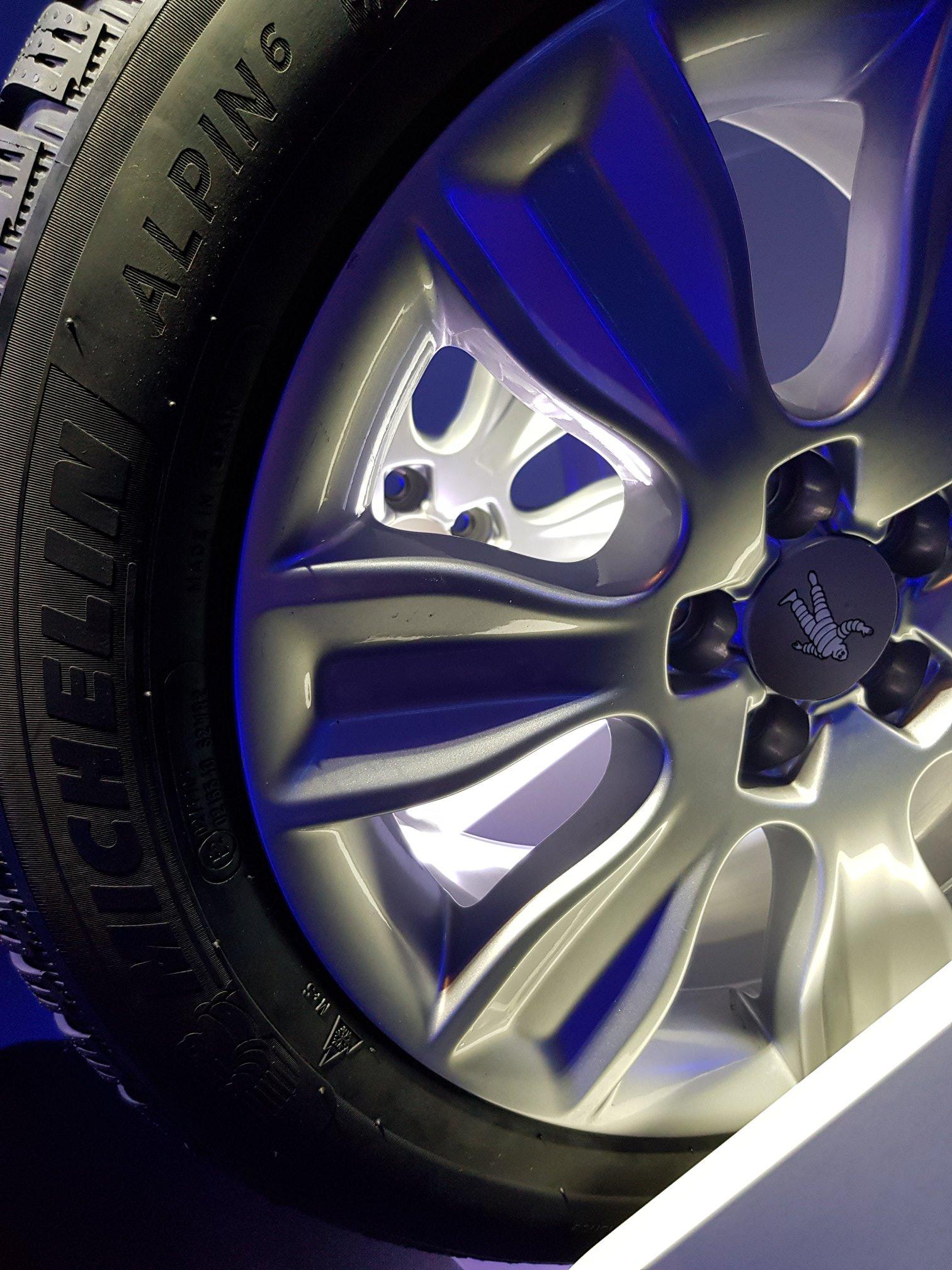 Noile anvelope de iarna Michelin Alpin 6