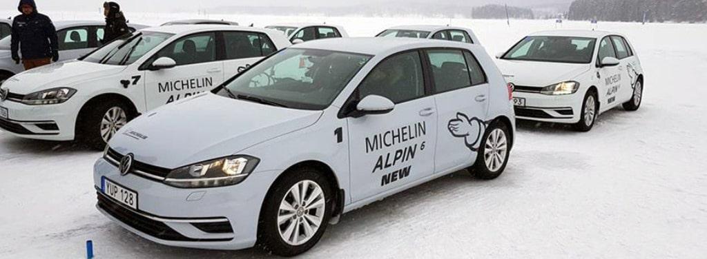 Testare Michelin Alpin 6