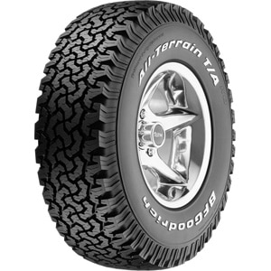 Anvelope All Seasons BF GOODRICH All Terrain T-A KO 245/75 R17 121/118 S