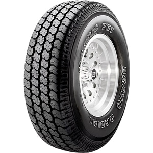 Anvelope All Seasons MAXXIS BRAVO MA-751 OWL 265/75 R16 112 S