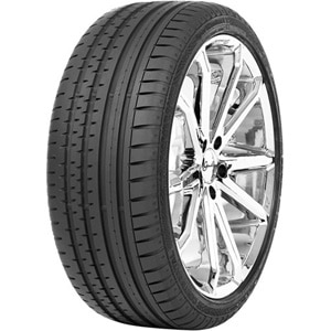 Anvelope Vara CONTINENTAL ContiSportContact 2 E BMW 245/55 R17 102 W RunFlat