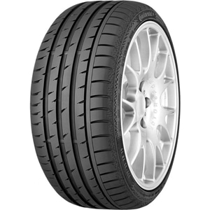 Anvelope Vara CONTINENTAL ContiSportContact 3 AO 225/35 R18 87 W XL