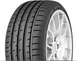 Anvelope Vara CONTINENTAL ContiSportContact 3 E BMW 245/45 R19 98 W RunFlat