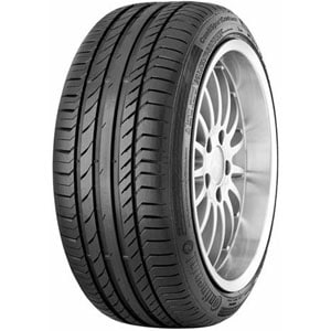 Anvelope Vara CONTINENTAL ContiSportContact 5 ContiSeal 245/45 R18 96 W RunFlat
