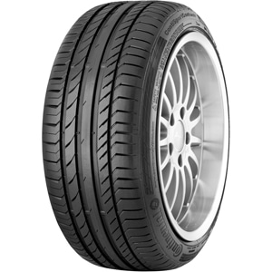 Anvelope Vara CONTINENTAL ContiSportContact 5 SUV BMW 255/55 R18 109 H RunFlat