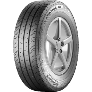 Anvelope Vara CONTINENTAL ContiVanContact 200 215/60 R17C 109/107 T