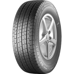 Anvelope All Seasons GENERAL TIRE Eurovan A-S 365 205/75 R16C 110/108 R