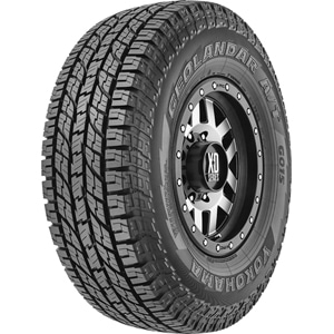 Anvelope All Seasons YOKOHAMA GEOLANDAR A-T G015 265/60 R20 121 S