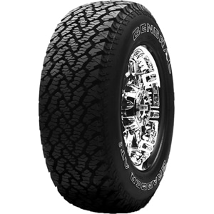 Anvelope All Seasons GENERAL TIRE Grabber AT2 OWL 265/70 R17 121 Q