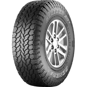 Anvelope All Seasons GENERAL TIRE Grabber AT3 OWL 255/70 R16 120/117 S