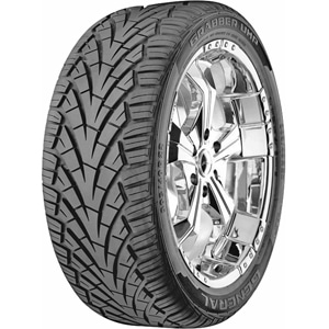 Anvelope Vara GENERAL TIRE Grabber UHP BSW 265/70 R16 114 T
