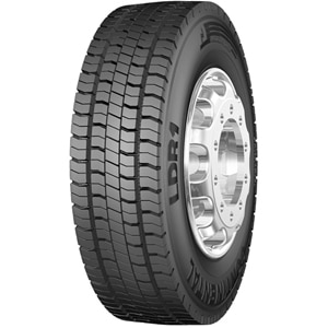 Anvelope Camioane Tractiune CONTINENTAL LDR 1 205/75 R17.5 124/122 M