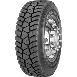 Anvelope Camioane Tractiune GOODYEAR Omnitrac MSD II 295/80 R22.5 152/148 K