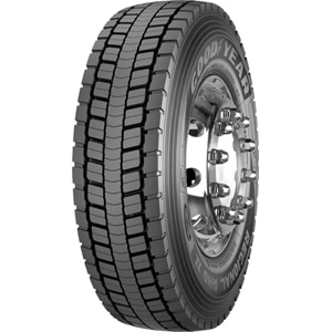 Anvelope Camioane Tractiune GOODYEAR Regional RHD II Plus 205/75 R17.5 124 M
