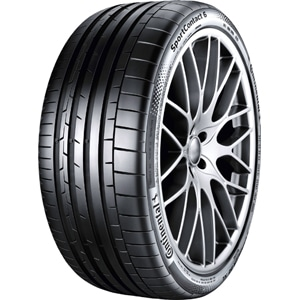 Anvelope Vara CONTINENTAL SportContact 6 AO 245/35 R19 93 Y XL