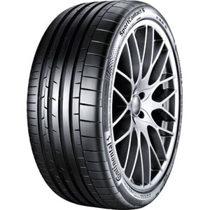 Anvelope Vara CONTINENTAL SportContact 6 MGT 285/35 R20 100 Y