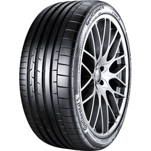 Anvelope Vara CONTINENTAL SportContact 6 MO1 215/40 R20 110 Y XL