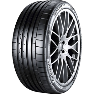 Anvelope Vara CONTINENTAL SportContact 6 R02 245/35 R19 93 Y XL