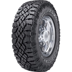 Anvelope All Seasons GOODYEAR Wrangler DuraTrac OWL 265/75 R16 112 Q