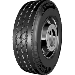 Anvelope Camioane Toate pozitiile MICHELIN X Works Z 315/80 R22.5 156 K