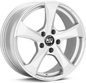 Janta Aliaj MSW 47 Full Silver 8x18 5x108 45