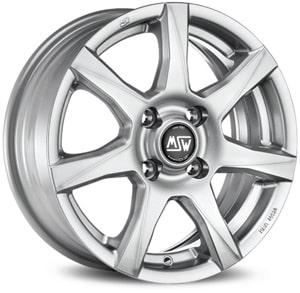 Janta Aliaj MSW 77 Full Silver 7x16 4x108 37 63.34