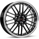 Aliaj-BORBET-CW2-Black-Rim-Polished-7x17-5x114.3-40-72.5