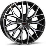 Aliaj-BORBET-DY-Dark-Grey-Polished-Matt-8x18-5x108-45-72.5