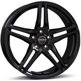 Aliaj-BORBET-XRT-Black-Glossy-8x17-5x108-45-72.5