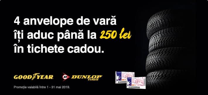 Promo Dunlop & Goodyear