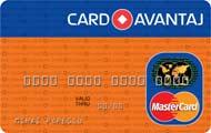 Anvelope prin Card Avantaj Mastercard Standard