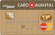 CardAvantaj MasterCard Gold