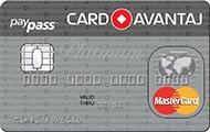 CardAvantaj MasterCard Platinum